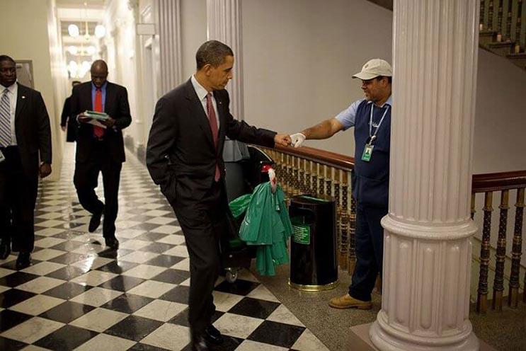 Una mirada más íntima a la vida del presidente Obama por el fotógrafo Pete Souza 26