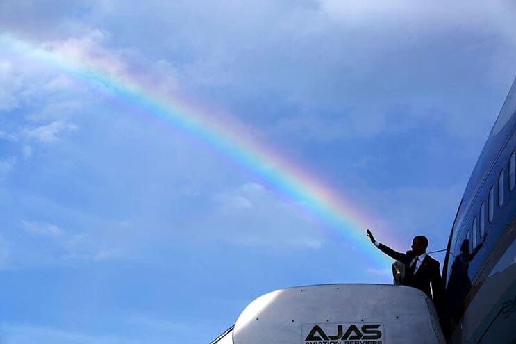 Una mirada más íntima a la vida del presidente Obama por el fotógrafo Pete Souza 28