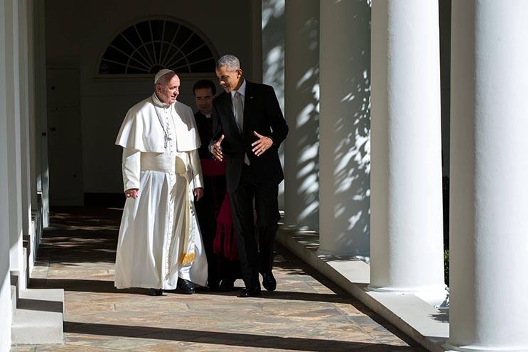 Una mirada más íntima a la vida del presidente Obama por el fotógrafo Pete Souza 29