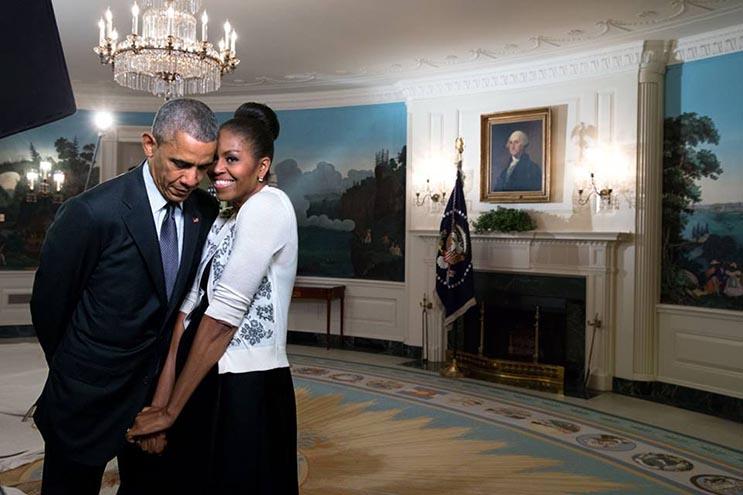 Una mirada más íntima a la vida del presidente Obama por el fotógrafo Pete Souza 34