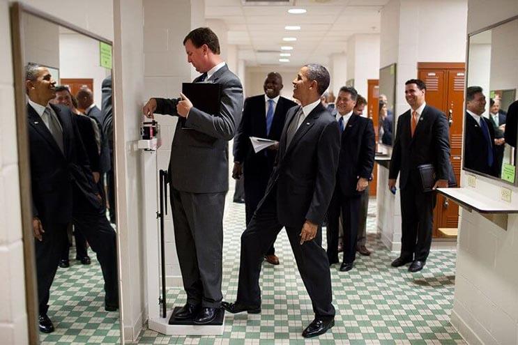 Una mirada más íntima a la vida del presidente Obama por el fotógrafo Pete Souza 4