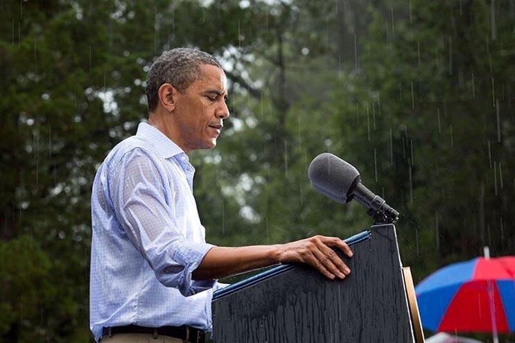 Una mirada más íntima a la vida del presidente Obama por el fotógrafo Pete Souza 5