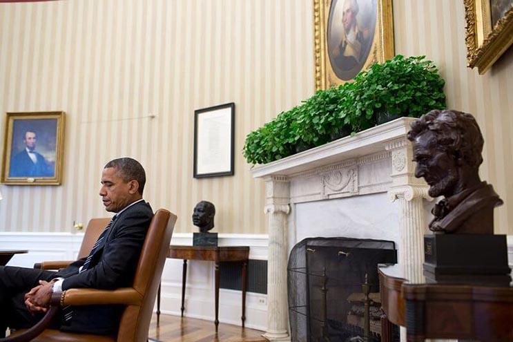 Una mirada más íntima a la vida del presidente Obama por el fotógrafo Pete Souza 6