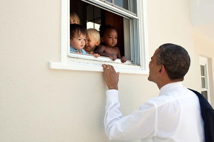 Una mirada más íntima a la vida del presidente Obama por el fotógrafo Pete Souza 7