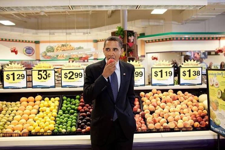 Una mirada más íntima a la vida del presidente Obama por el fotógrafo Pete Souza