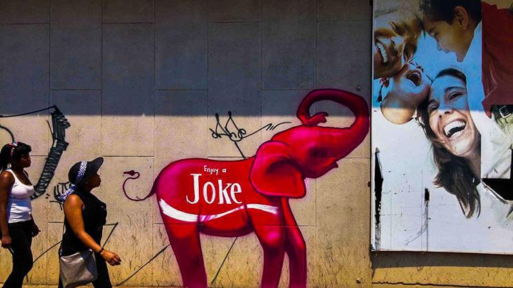 Una serie de graffitis de elefantes buscan dar esperanza a Sudáfrica 10