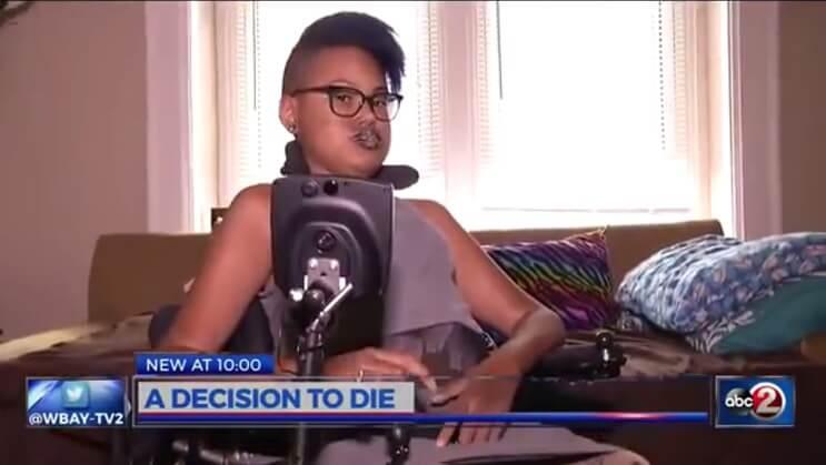 Valiente adolescente cumple su sueño antes de tomar difícil decisión 4