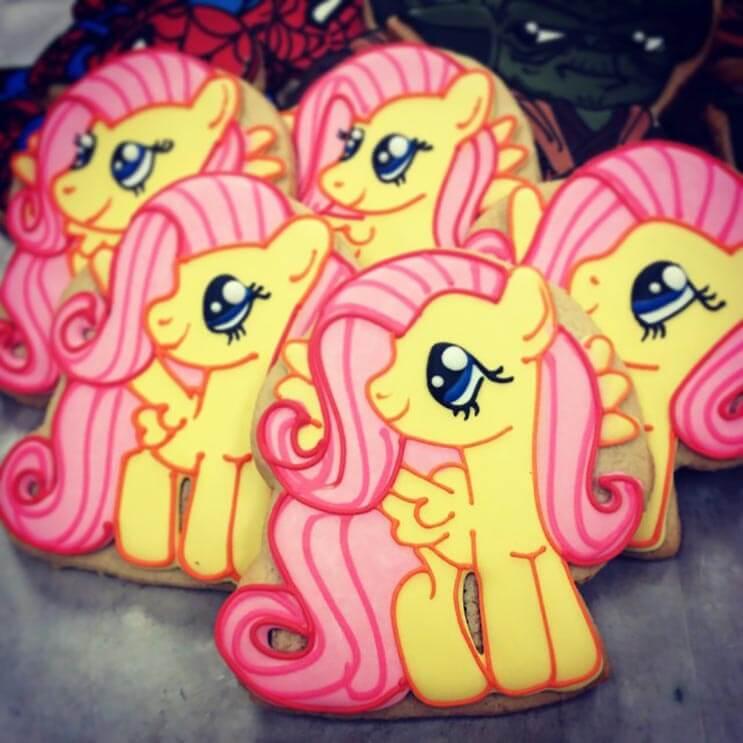 increibles galletas artistas que te haran dudar de comerterlas 10