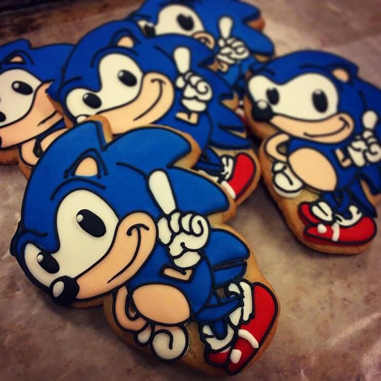 increibles galletas artistas que te haran dudar de comerterlas 12