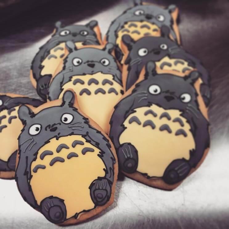 increibles galletas artistas que te haran dudar de comerterlas 13