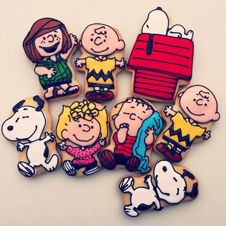 increibles galletas artistas que te haran dudar de comerterlas 16