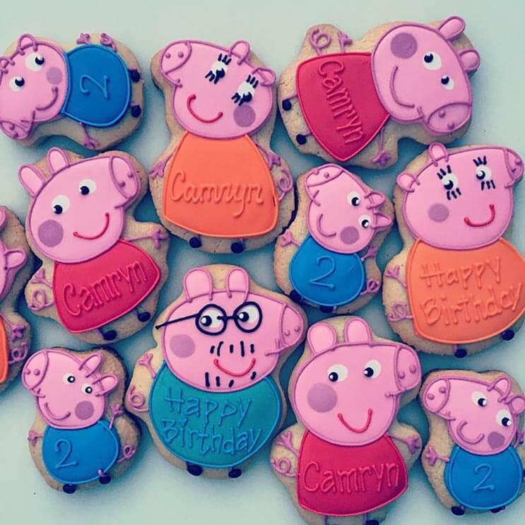 increibles galletas artistas que te haran dudar de comerterlas 17