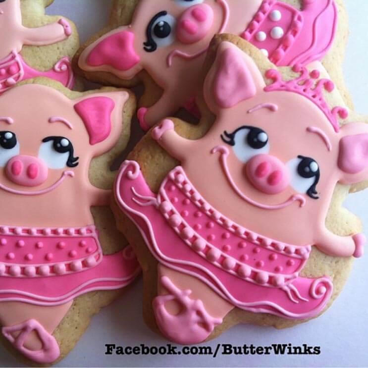 increibles galletas artistas que te haran dudar de comerterlas 20