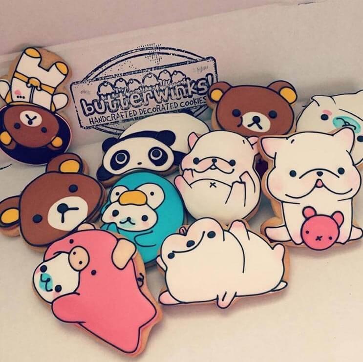 increibles galletas artistas que te haran dudar de comerterlas 3