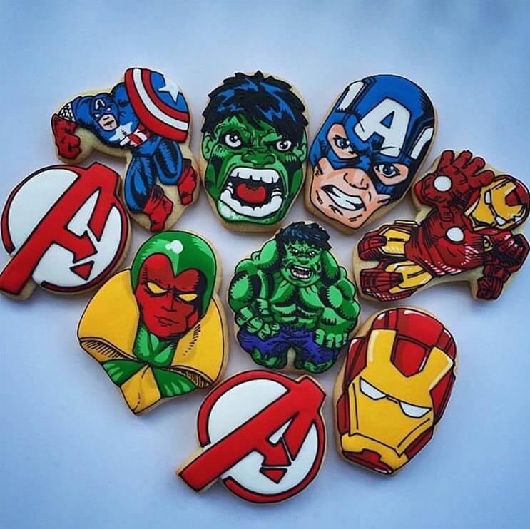 increibles galletas artistas que te haran dudar de comerterlas