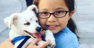 La historia de esta niña sorda y su perro sordo es una gran prueba de amistad