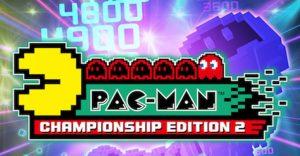 PAC-MAN regresa renovado con la nueva versión CHAMPIONSHIP EDITION 2