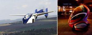 Autos voladores y compactos cada vez más cerca de ser realidad
