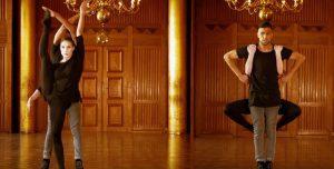 No creerás la increíble coordinación de estos bailarines