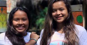 ¡Adiós a las bolsas de plástico! La gran iniciativa de dos adolescentes activistas