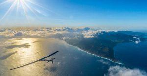 Este avión ha dado la vuelta al mundo sin una sola gota de gasolina