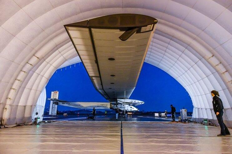 ¡Increíble! Este avión ha dado la vuelta al mundo sin una sola gota de gasolina 03