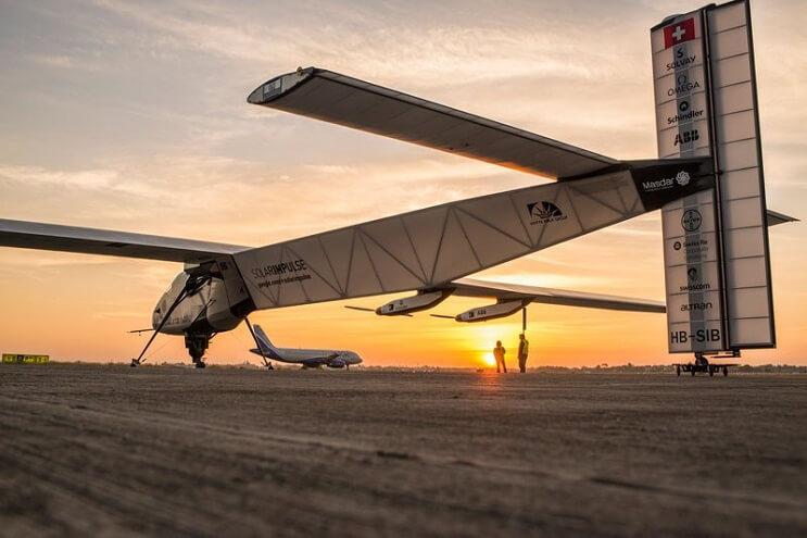 ¡Increíble! Este avión ha dado la vuelta al mundo sin una sola gota de gasolina 04