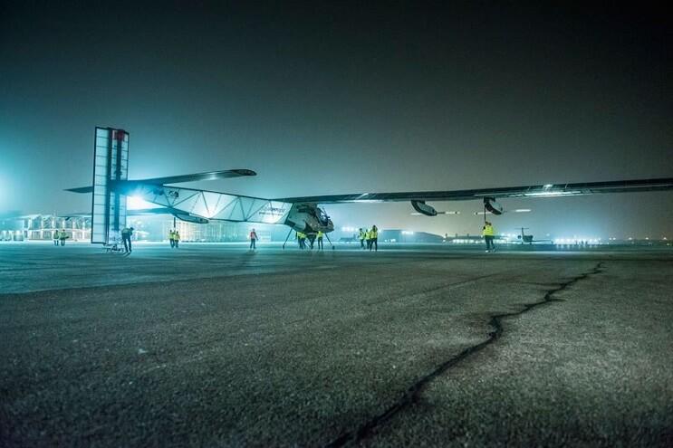 ¡Increíble! Este avión ha dado la vuelta al mundo sin una sola gota de gasolina 05
