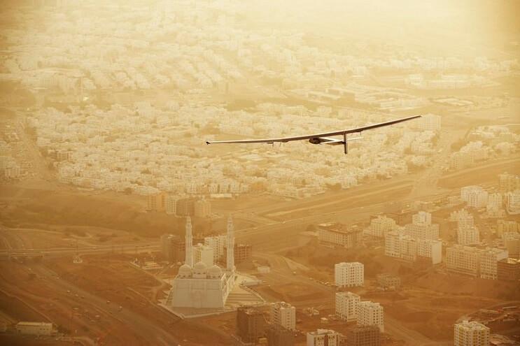 ¡Increíble! Este avión ha dado la vuelta al mundo sin una sola gota de gasolina 06
