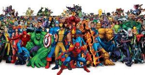 El antes y ahora de 15 de nuestros superhéroes favoritos