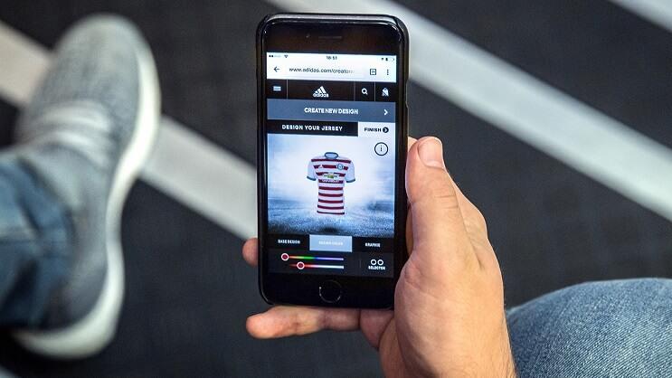 Adidas te da la oportunidad de que hagas la próxima camiseta del Real Madrid y del AC Milan 01