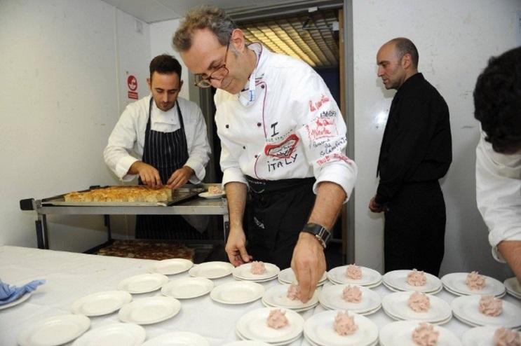 Admirable iniciativa de chef para aprovechar comida desperdiciada en los Juegos Olímpicos 3