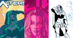 Chalice, la primera heroína transgénero que protagonizará un cómic
