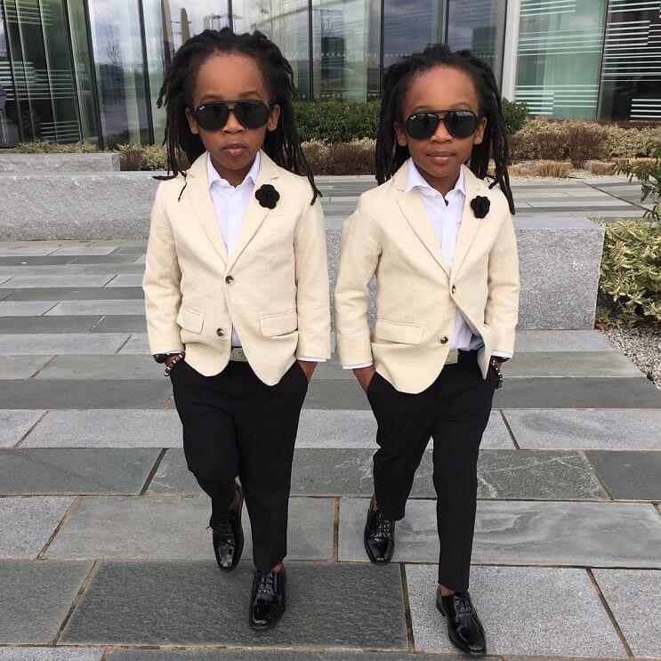 Conoce a los gemelos que causan furor en Instagram 4