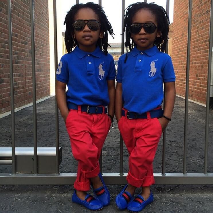 Conoce a los gemelos que causan furor en Instagram 5