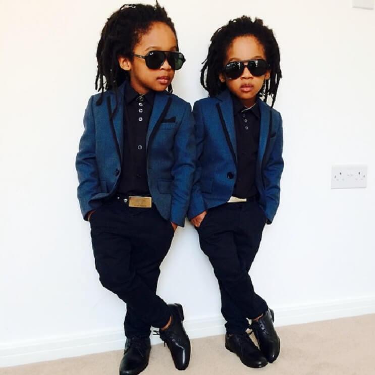 Conoce a los gemelos que causan furor en Instagram 6