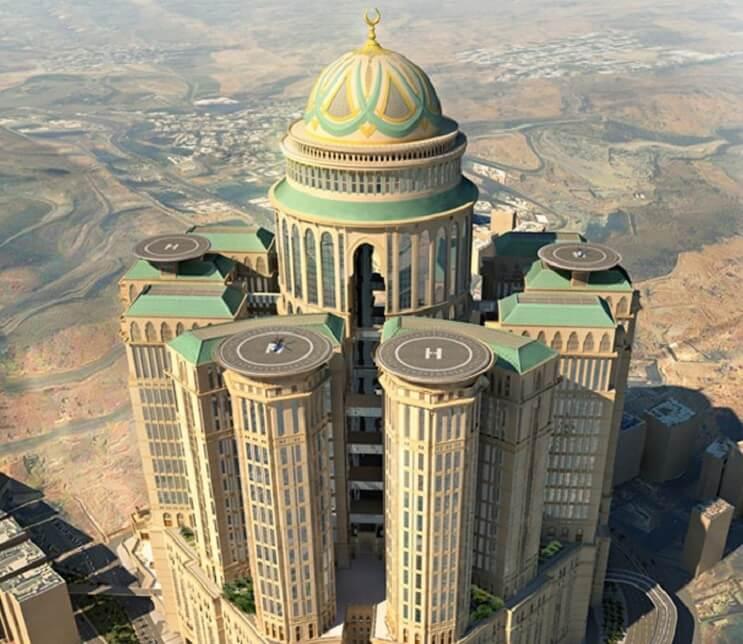 Conoce el hotel más grande del mundo que abrirá al año que viene 02