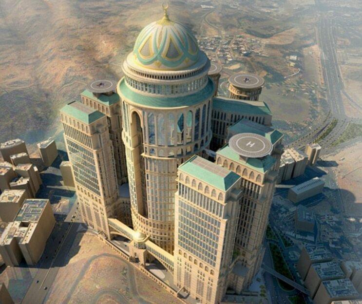 Conoce el hotel más grande del mundo que abrirá al año que viene 03