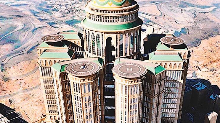 Conoce el hotel más grande del mundo que abrirá al año que viene 10