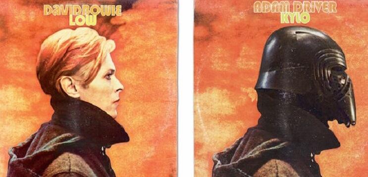 Discos de culto en versión Star Wars 3