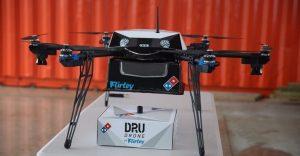 Domino's utilizará drones para repartir pizzas