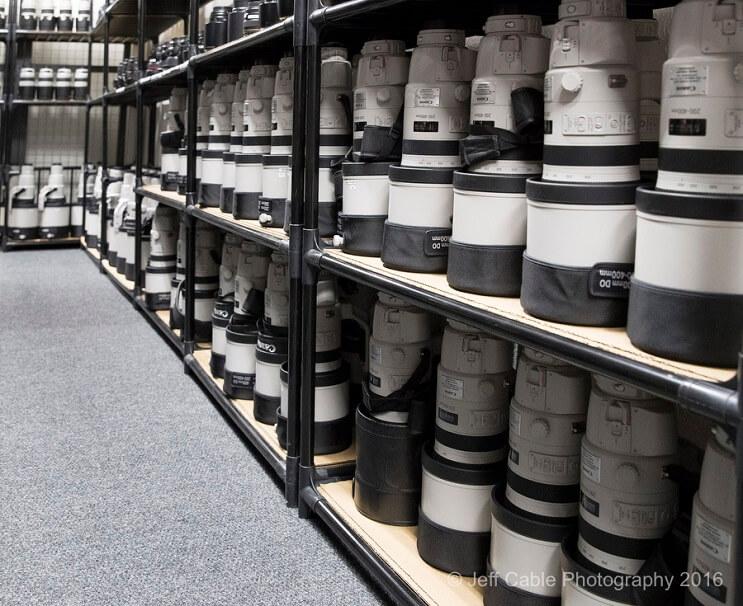 El asombroso arsenal de cámaras que Canon usará para Río 2016 002