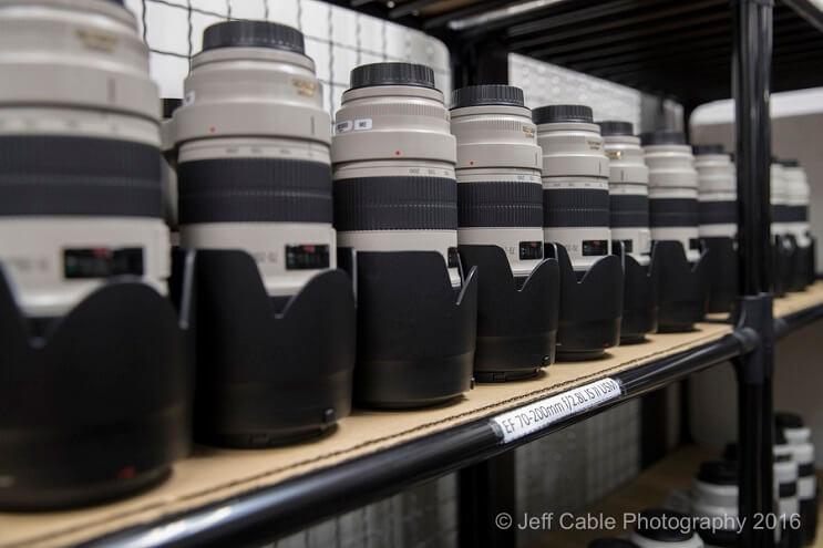 El asombroso arsenal de cámaras que Canon usará para Río 2016 006