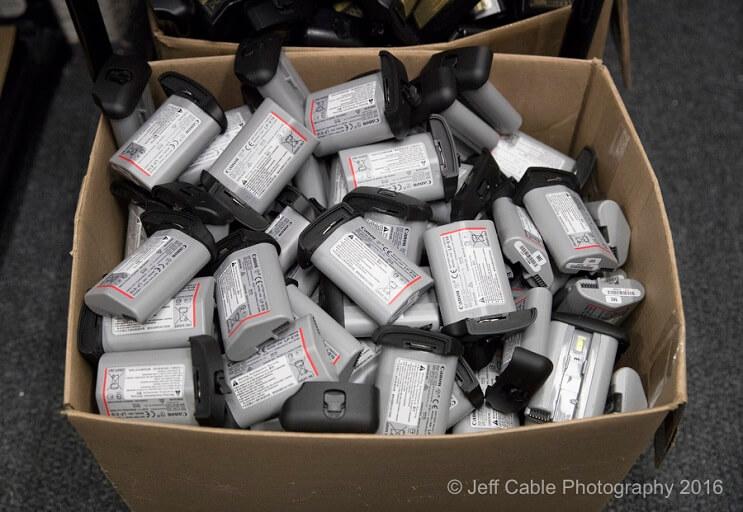 El asombroso arsenal de cámaras que Canon usará para Río 2016 009