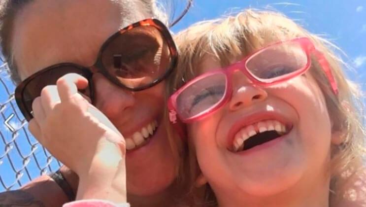 Esta mamá planea la más divertida aventura para su hija que perderá la visión 7