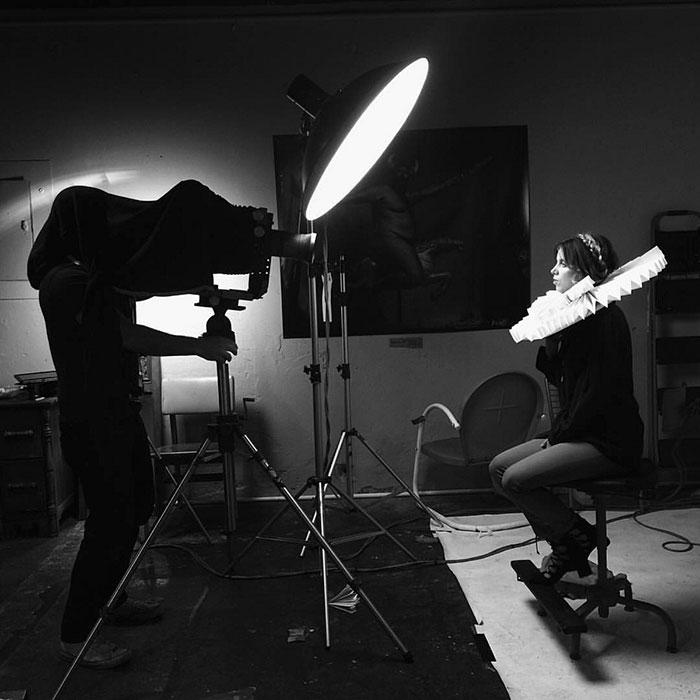 Estas fotografías fueron tomadas con una cámara de 160 años y el resultado es hermoso 11