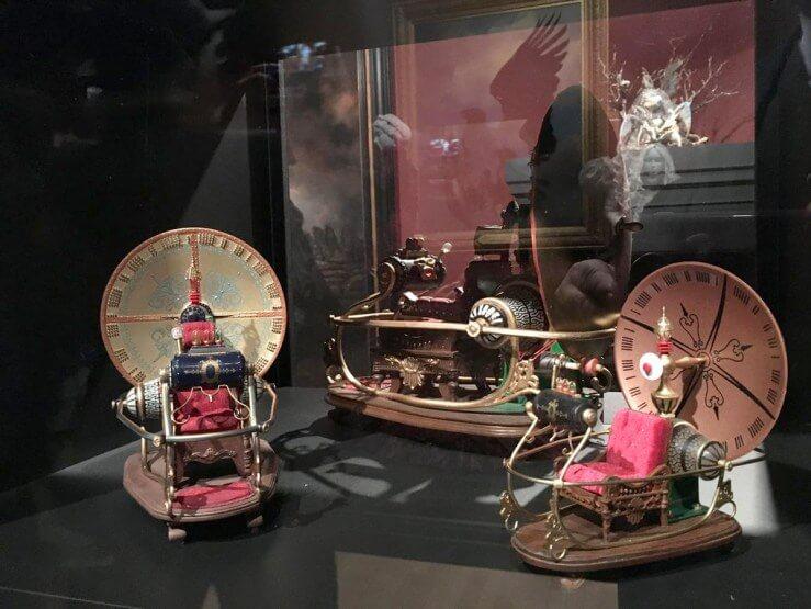 Este museo rinde honor a Guillermo del Toro y luce terroríficamente espectacular 004