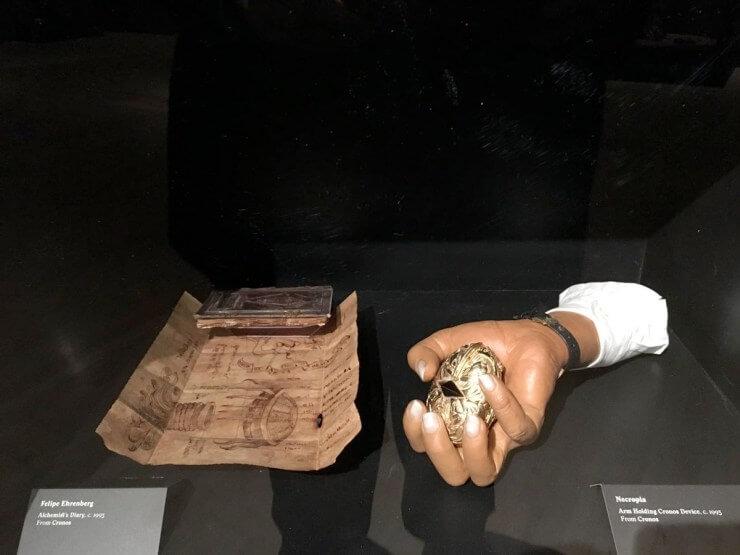 Este museo rinde honor a Guillermo del Toro y luce terroríficamente espectacular 006