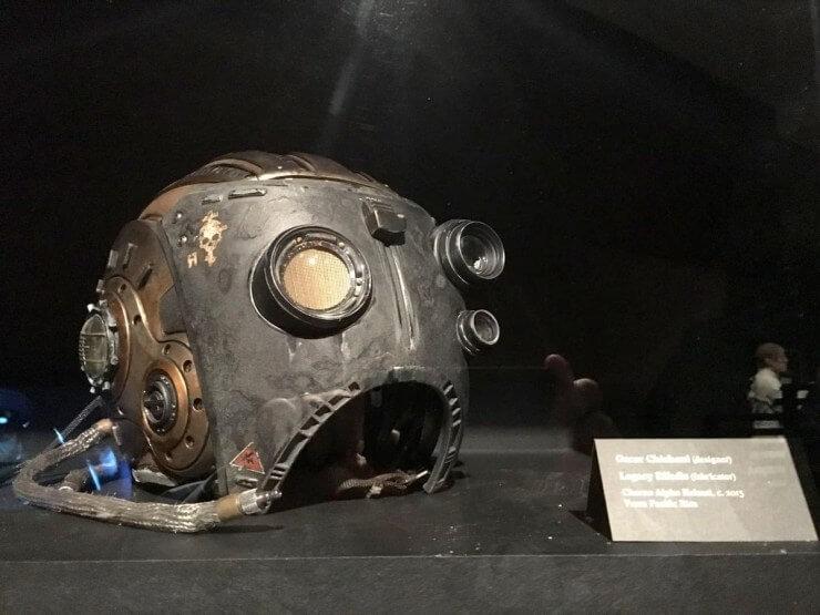 Este museo rinde honor a Guillermo del Toro y luce terroríficamente espectacular 007
