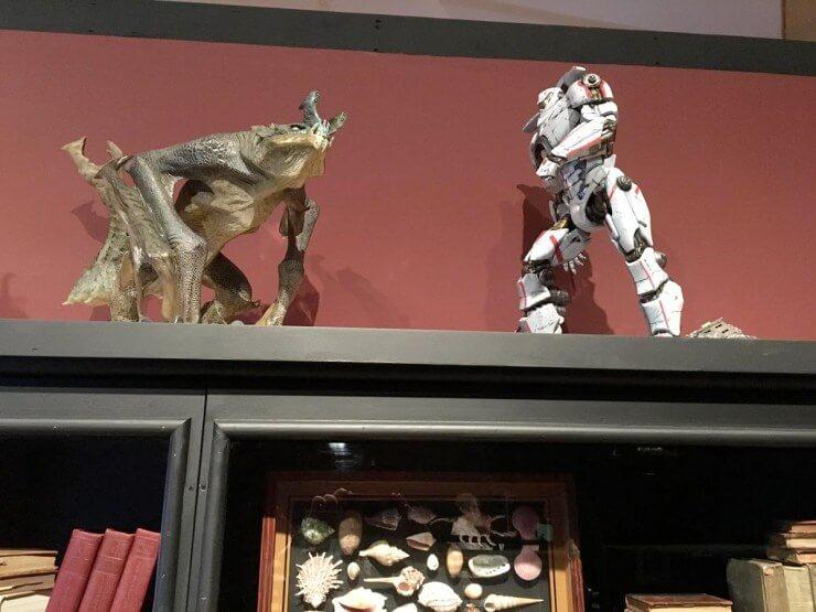 Este museo rinde honor a Guillermo del Toro y luce terroríficamente espectacular 009